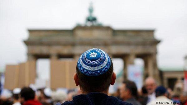 Еврейская иммиграция в Германию