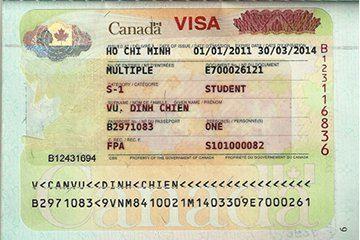 Учебная виза в Канаду