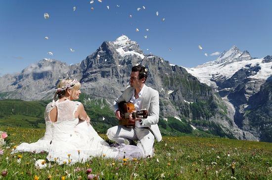 Брак с гражданином Швейцарии