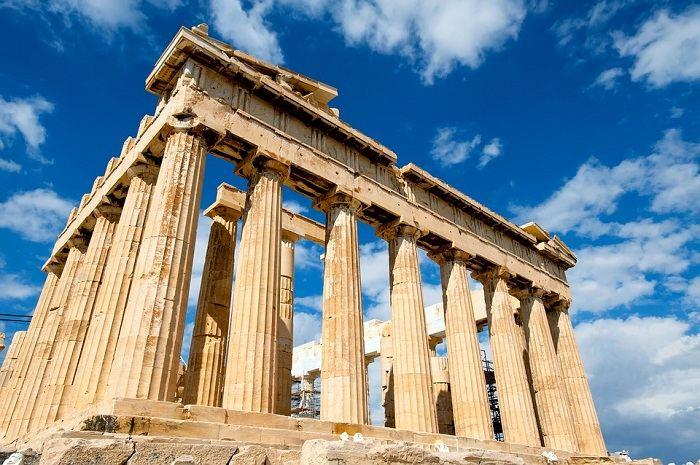 Работа в Греции