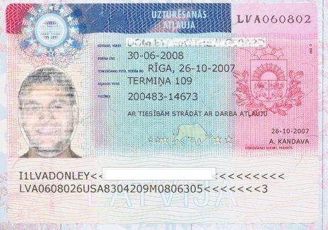 Разрешение на работу в Латвии