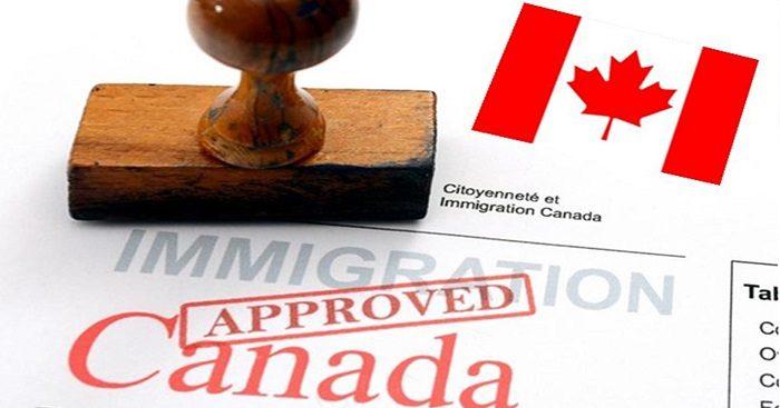 Оформление визы в Канаду