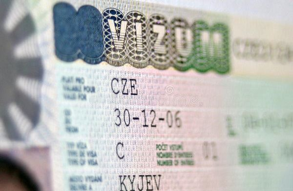Национальная виза в Чехию