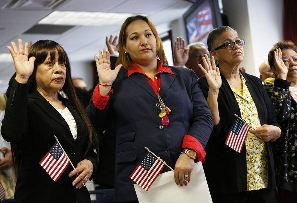 Процедура вступления в гражданство США
