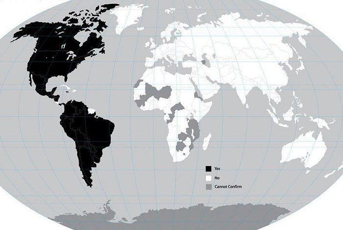 Страны в которых автоматически даётся гражданство при рождении