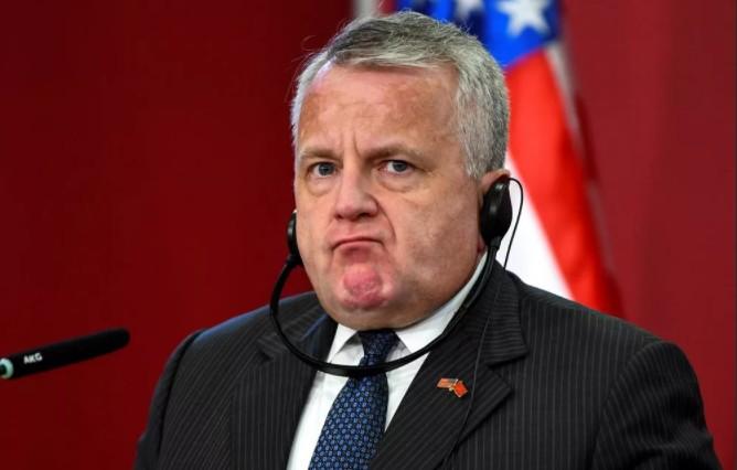Консултство США в Екатеринбурге закрывается